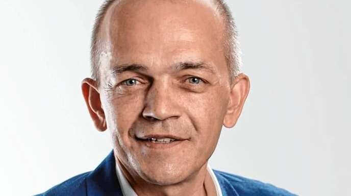Taras Maygutiak tritt für die AfD bei der Landtagswahl im März an.
