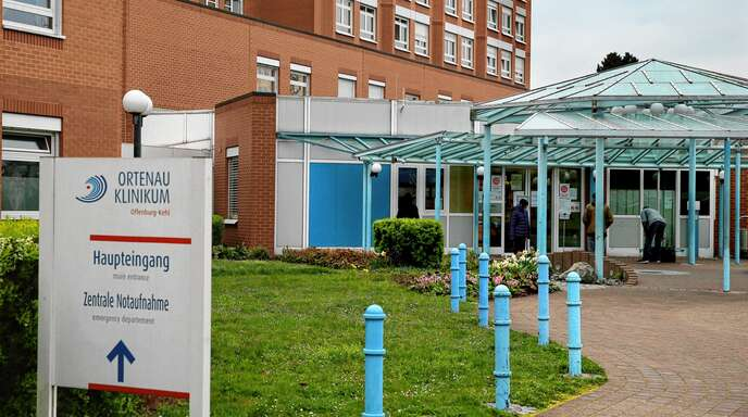 """Unter dem Motto """"Passt. Persönlich. Perfekt"""" hat das Ortenau-klinikum, hier die Betriebsstelle am Ebertplatz in Offenburg, um neue Mitarbeiter geworben."""