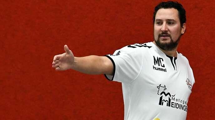 Michael Cziollek will sich selbst als Trainer und die Mannschaft weiterentwickeln.