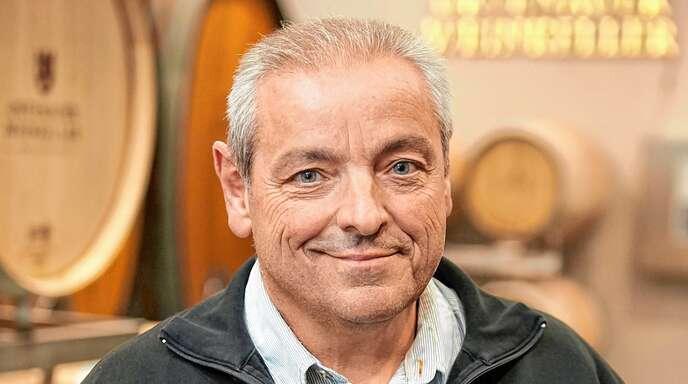 Im Ortenauer Weinkeller ist Herbert Agradetti seit vielen Jahren eine unverzichtbare Größe.