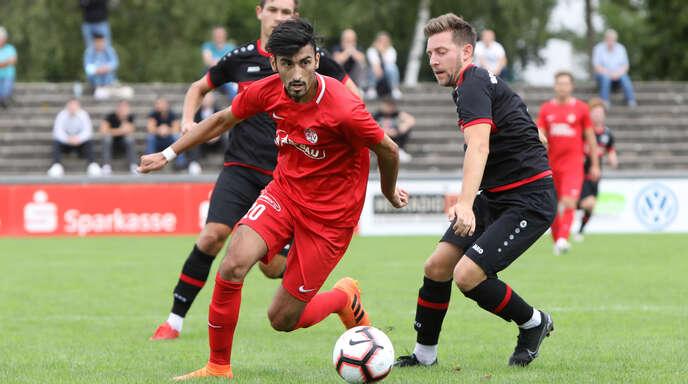 Dimitrios Tsolakis kehrt gegen den FC Waldkirch wieder in der Kader des Offenburger FV zurück.