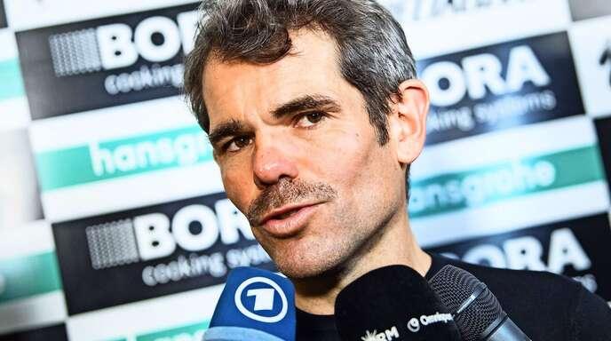 Ein Mann mit einer klaren Meinung: Ralph Denk, Chef des Teams Bora-hansgrohe