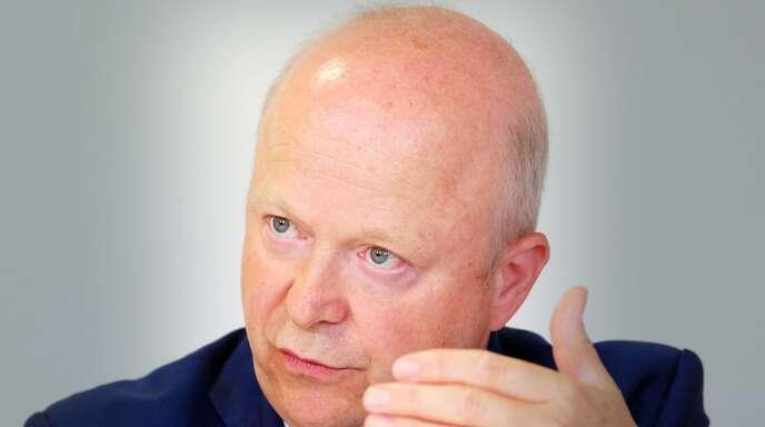 Der Landesvorsitzende der FDP/DVP Michael Theurer