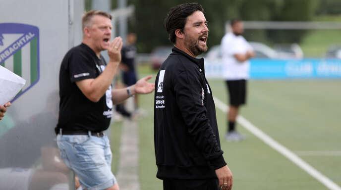 Geht mit einem positiven Gefühl ins Derby: Durbachtals Trainer Sebastian Bruch.