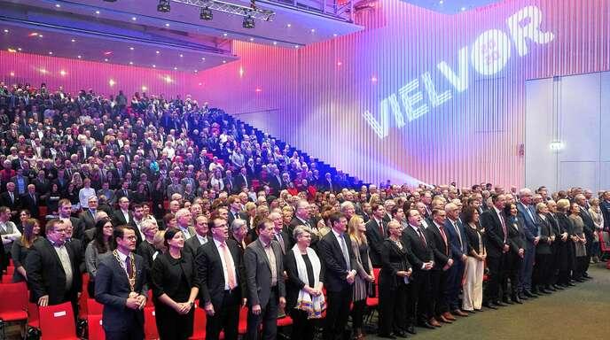 Stadt Offenburg sagt Neujahrsempfang 2021 ab