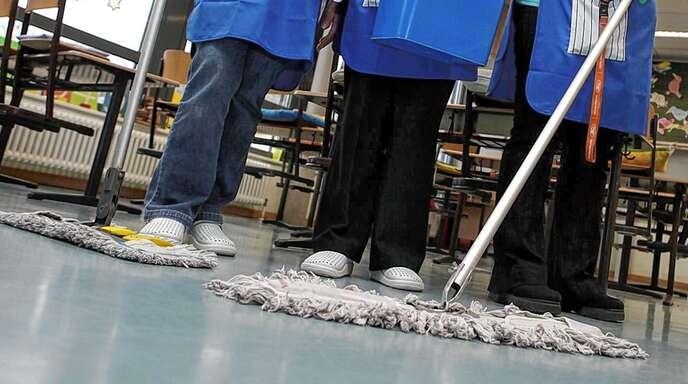 21 Prozent der Reinigungskräfte der TBO sind derzeit krankgeschrieben – laut dem TBO-Chef nicht wegen Corona.