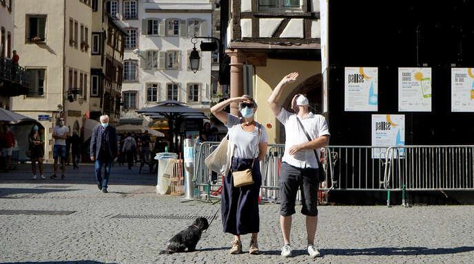 Nordelsass: Kein Risikogebiet, aber Maskenpflicht verlängert
