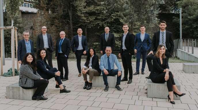 Das Team der Postbank Finanzberatung und der Postbank Immobilien Ortenaukreis.