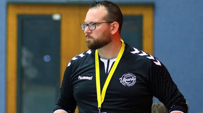 Christian Huck tritt mit seinem Team bei der SG Muggensturm/Kuppenheim an.