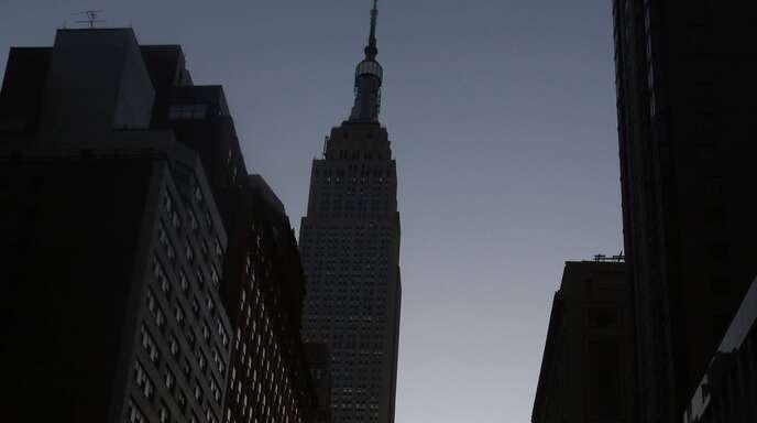 Die Stadt, die niemals schläft, in völliger Dunkelheit: New York ist der Schauplatz von Don DeLillos neuem Werk. In unserer Bildergalerie können Sie sich durch seine wichtigsten Romane klicken.