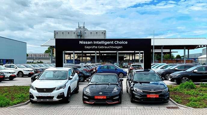 Nissan Intelligent Choice - geprüfte Gebrauchtwagen bei Autohaus Wild.