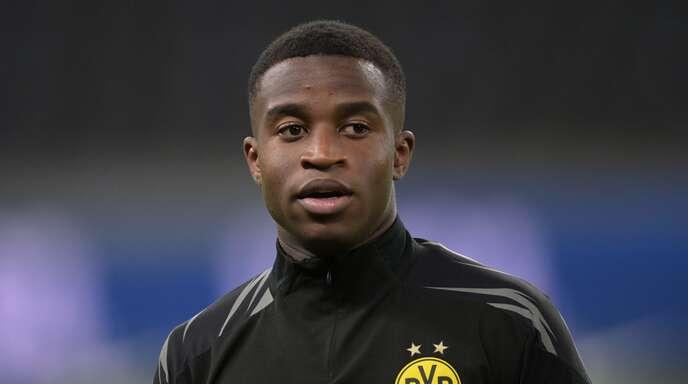 Gerade die BVB-Fans hatten sich sehnlichst auf einen möglichen Einsatz des 16-jährigen Teenager-Torjägers Youssoufa Moukoko gefreut.