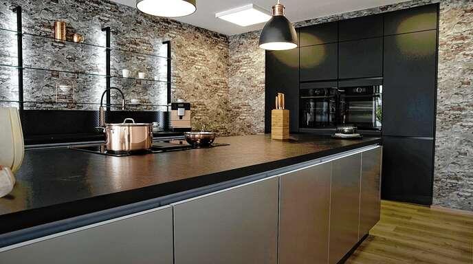 Funktion und Design gehen bei den Küchen von WEISSER Hand in Hand.