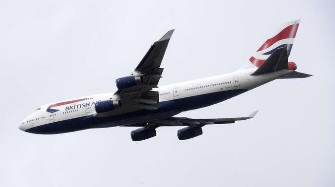Ein verbot von Flügen aus Großbritannien steht zur Debatte.