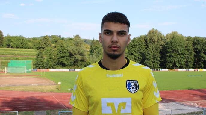 Ab sofort beim Kehler FV: Omar Bounatouf, der sich beim SC Lahr nicht durchsetzen konnte.