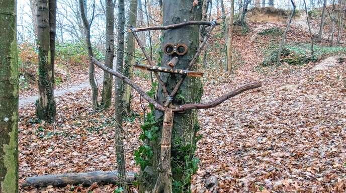 Lass Es Uns Im Wald Treiben