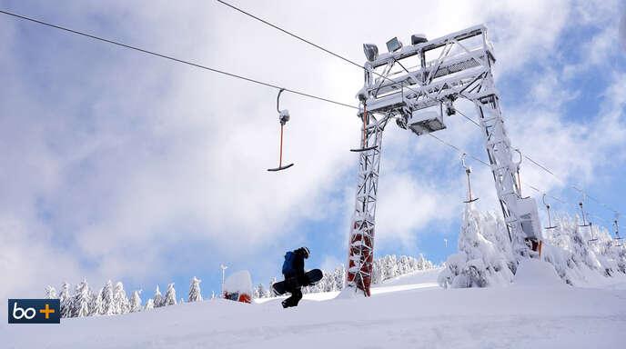 Skilifte Schwarzwaldhochstraße