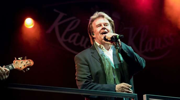 Von anderen Künstlern habe er sich nie prägen lassen – außer von Elvis, sagt Carpendale heute. Das Bild zeigt ihn bei einem Auftritt auf dem Cannstatter Wasen im Jahr 2016.
