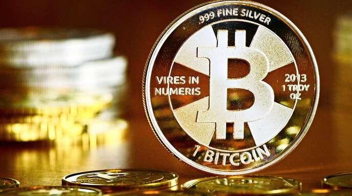 Die virtuellen Münzen erfreuen sich wachsender Beliebtheit.