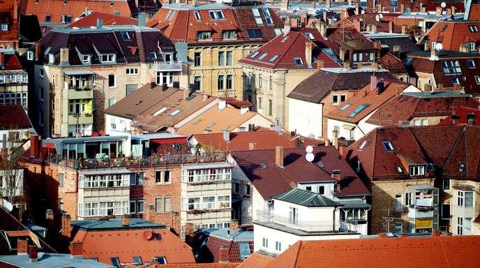 Nirgendwo im Land sind die Angebotsmieten höher als in der Landeshauptstadt Stuttgart.