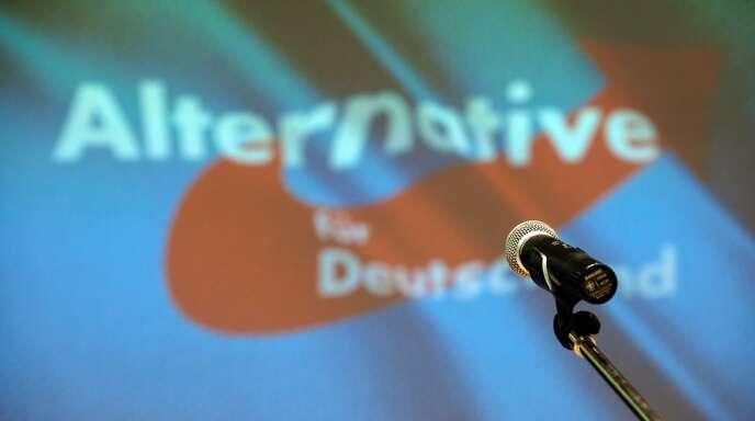 In der Messe Stuttgart soll Anfang Februar ein Parteitag der AfD stattfinden. Ein Online-Format lehnt die Partei ab.