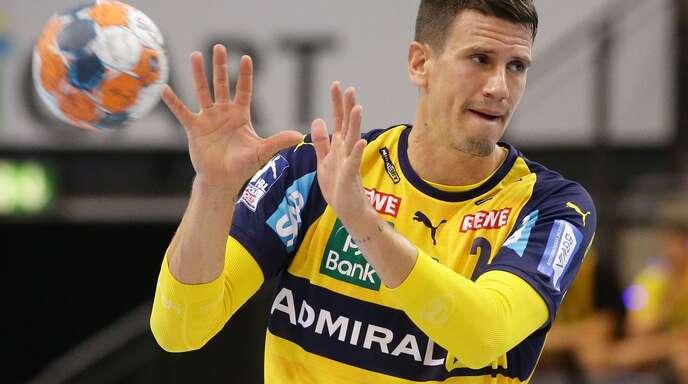Andy Schmid darf zur Handball-WM nach Ägypten – es könnte die einzige seines Sportlerlebens sein.