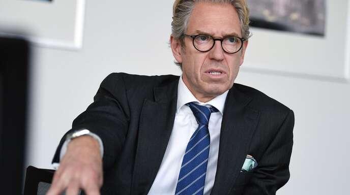 Andreas Gassen kritisiert die Corona-Politik von Bund und Ländern.