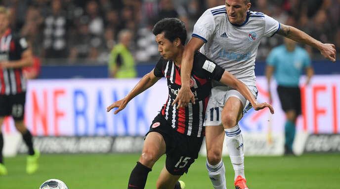 Dimitri Liénard bestritt sein 100. Spiel in der französischen Ligue 1.