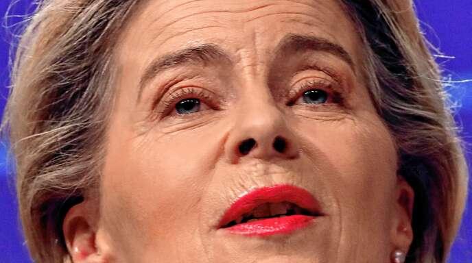 War Ursula von der Leyen, Präsidentin der Europäischen Kommission, zu vertrauensselig?