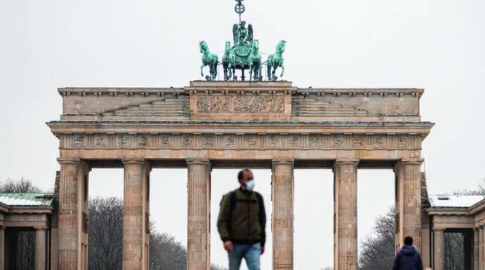 Das Brandenburger Tor in Berlin: Was ist ein Erinnerungsort anderes als die auskristallisierte Vorstellung von nationaler Bedeutung?