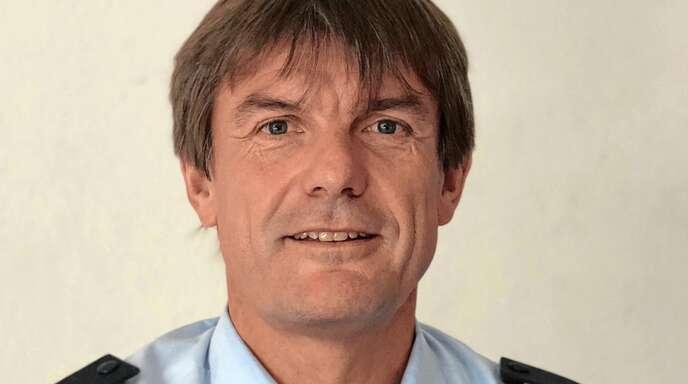 Günther Preis, der Leiter des Verkehrsdienstes Offenburg, wechselt nach Karlsruhe.