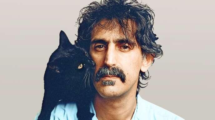 Er hat es dem Publikum selten leicht gemacht und wird von seinen Anhängern auch dafür verehrt: Der Sänger, Gitarrist und Komponist Frank Zappa (1940– 1993)