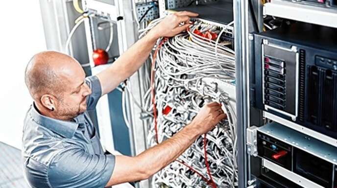 Die KRONEN GmbH hat viele Berufsbilder unter einem Dach.