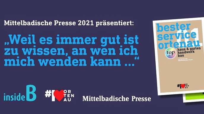 Bester Service: Die neue Print- und Online-Serie.