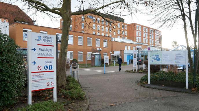 Der Offenburger Standort Ebertplatz des Ortenau-Klinikums.
