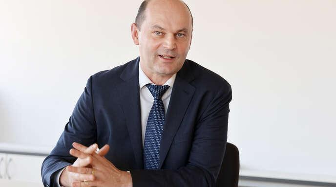 Stephan Trahasch ist designierter Rektor der Hochschule Offenburg. In seinem Amt werden ihm Kommunikation und Vernetzung wichtig sein – auch Richtung Frankreich und der Schweiz.