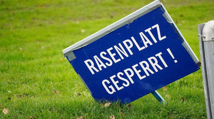 Einzig für den neuen Rasenplatz des SC Durbachtal ist im Kernhaushalt der Gemeinde eine Kreditaufnahme geplant – die erste in Bürgermeister Königs Amtszeit.