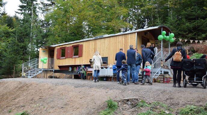 Wie in Haslach-Tiergarten (Foto) und Oppenau soll in Bad Peterstal ab dem kommenden Jahr eine Naturgruppe eingerichtet werden.