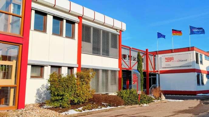 Die MAJA Maschinenfabrik stellt ein.