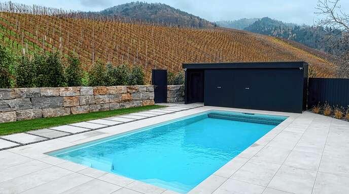 Urlaub zu Hause? Mit dem eigenen Pool kein Problem!