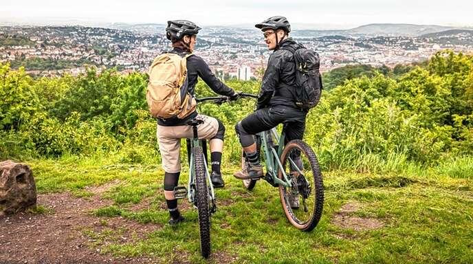 Für das ganz individuelle Abenteuer: LinkRadQuadrat hat das richtige Bike.