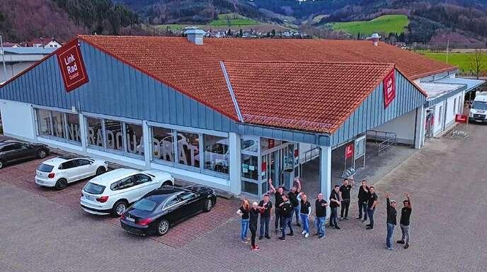Ist auch in Corona-Zeiten für Bike-Begeisterte da: das Team von LinkRadQuadrat in Gengenbach.
