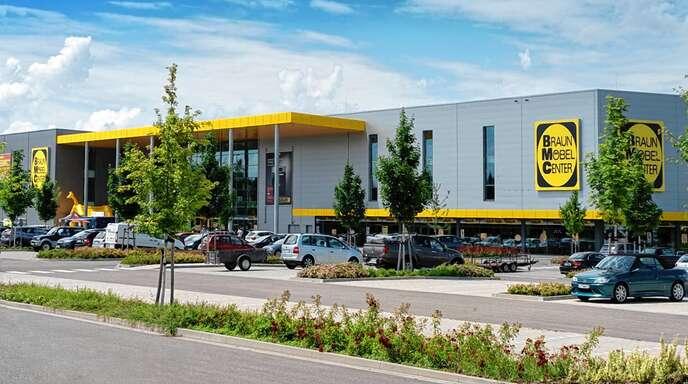 Seit nunmehr fünf Jahren Anlaufpunkt für alle, die schöne, qualitativ hochwertige Möbel und Accessoires zum fairen Preis suchen: Braun Möbel-Center in Offenburg.