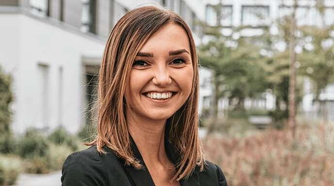 Lilija Kintop, Immobilienkauffrau und Gebietsleiterin.
