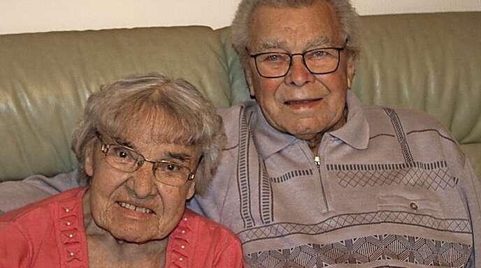 Helmut und Liesel Metzger feiern heute ein seltenes Ehejubiläum.