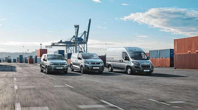 Was darf es sein: Hybrid-Flotte, Elektro-Auto oder Diesel-Nutzfahrzeug?
