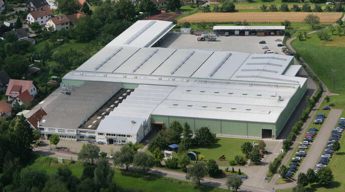 Der Spezialist für maßgefertigte Stahltüren und Tore aus Achern beschäftigt insgesamt 220 Mitarbeiter.