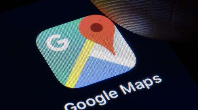 Vor 16 Jahren startete der Kartendienst Google Maps, nun wurden neue Funktionen vorgestellt. (Symbolbild)