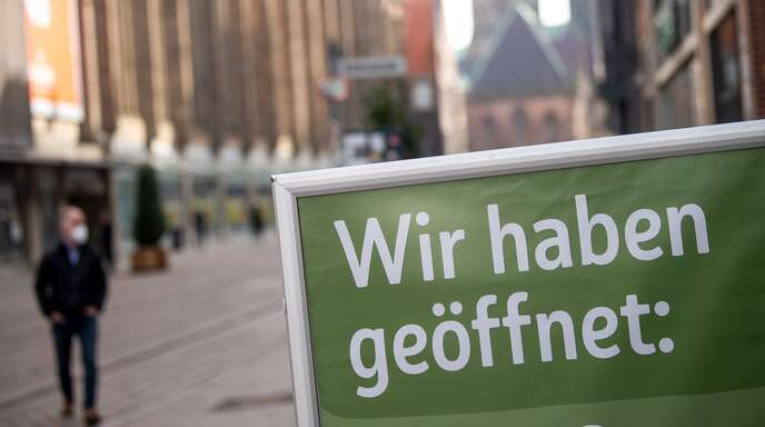 Ein Wunsch geht in Erfüllung: Szene aus Bremen