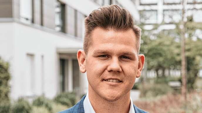 Frederic Wolf, Vertriebsleiter, Immobilienkaufmann.